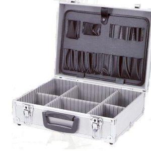 maletín aluminio grande