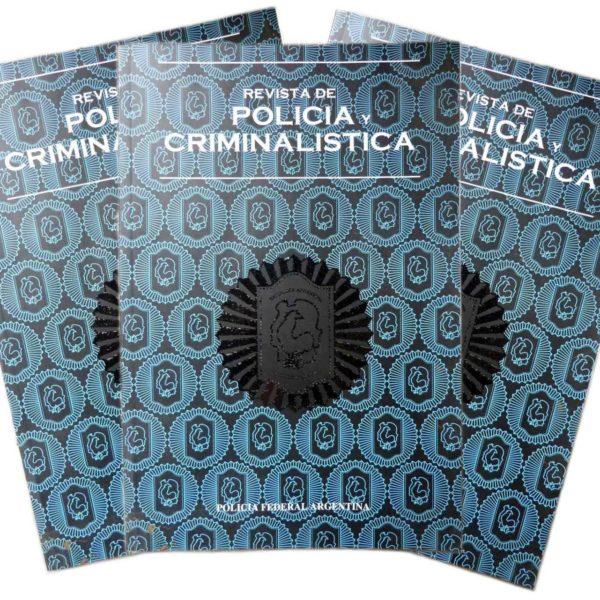 revista policia y criminalistica
