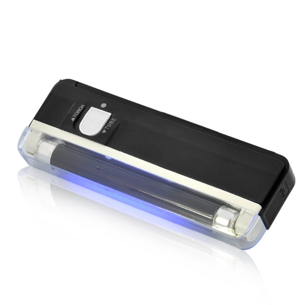 linterna tubo UV
